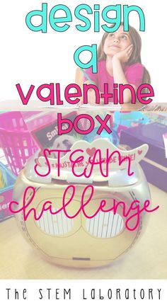 Valentine Box STEAM