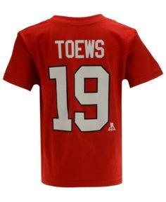 Outerstuff Jonathan Toews Chicago Blackhawks Player T-Shirt 55fddfbab