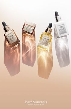 Introducing our NEW skincare correctives available exclusively at bareMinerals. Still Life Photography, Beauty Photography, Product Photography, Blemish Remedies, Acne Face Wash, Acne Scar Removal, Skin Cream, Eye Cream, Perfume
