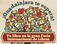 Promocionen su libro en FIL Guadalajara 2013 con Palibrio.