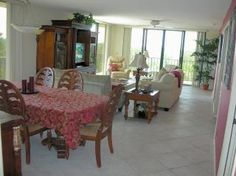 Vacation rental in Hutchinson Island from VacationRentals.com! #vacation #rental #travel Hutchinson Island, Beach House, Condo, Places To Visit, Dining Table, Cabin, Vacation, Travel, Furniture