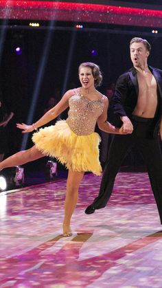 Dancing With The Stars - Bindi Irwin and Derek Hough