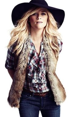 Lindex Fall 2011 .Reese witherspoon, might cut my hair this length & do this color