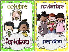 12 Meses y 12 Valores (3) - Imagenes Educativas