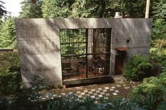 Kundig. It makes me think of dreams I've had of creating a secular monastery.