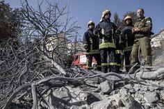 Fires Rage Near Jerusalem as Israel Arrests Arson Suspects