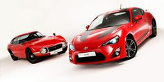 """New """"Toybaru"""": the GT86"""