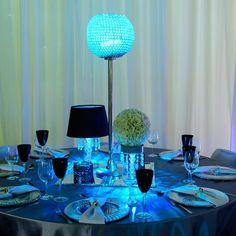 #leddecor #ledlighting #ledlights #tabledecorideas #tabledecor #weddingdecor #tablelightideas Led Centerpieces, Floral Arrangements, Glow, Chandelier, Vase, Ceiling Lights, Home Decor, Candelabra, Decoration Home
