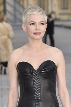 Cheeky!The 36-year-old Manchester By The Sea actress looked incredible at the show in her...
