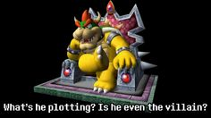 With Peach Playable In Super Mario World, What's Bowser Planning? Is He Even The Main Villain? Super Mario 3d, Mario Party, The Villain, Luigi, Bowser, Nintendo, Peach, World, Drawings
