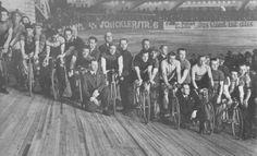 Berlin, 1930 Sechstagerennen im Sportpalst