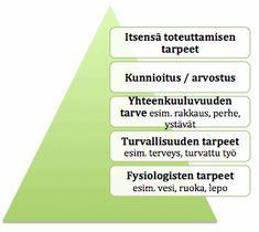 2.4 Työmotivaatio ja sitoutuminen - Chasing my future   Lily.fi
