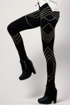 I wish these leggings from Thrifted and Modern (fellow RISD grad!) weren't sold out.