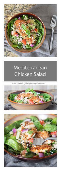 Mediterranean Chicke