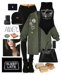 """Closed between books. Library. Quiet. Only me and music and my thoughts. Perfect"" by youngsmile ❤ liked on Polyvore featuring WithChic, River Island, Prada, New Black, Masquerade and Nikon"