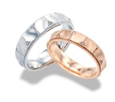 The Best Engagement Rings For A Couple! Wedding Rings Solitaire, Modern Engagement Rings, Gold Wedding Rings, Wedding Jewelry, Promise Rings For Couples, Couple Rings, Rings For Men, Metal Jewelry, Jewelry Rings