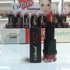 Colleen Matte Lipstick