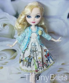 b5ba7674bbaa7 25 Best Ever After High Doll Clothes images in 2013 | Doll clothes ...