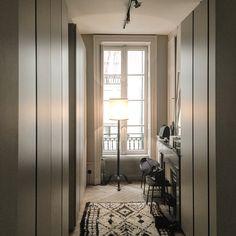 Appartement Lyon. Systèmes de rangement LEMA