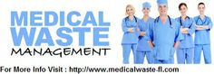 Send your medical waste to it's proper location by using our service. Medical Waste Management, Florida, Health, People, The Florida, Health Care, People Illustration, Folk, Salud