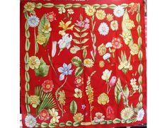 Ferragamo silk scarf
