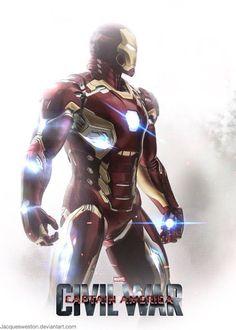 Captain America Civil War poster artwork