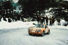 Lendas do WRC: como os ralis transformaram o Porsche 911 em um carro de corrida