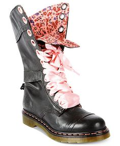 Dr. Martens Women's Shoes, Triumph 1914 Boots - Boots - Shoes - Macy's