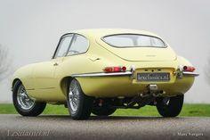 Jaguar E-type S1 Coupe 3.8 1963