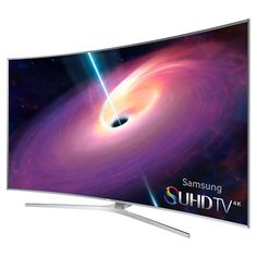 "4K SUHD JS9500 Series Curved Smart TV - 88"" Class (88.0"" Diagonal)"
