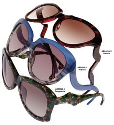 Glasses Frames New York City : Sunwear and Optical CollectionEyewear designer and optical ...