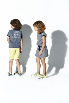 Kid fille Smart - Kid garçon Cool & Chic