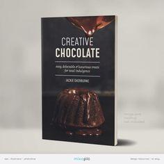 Cookbook eBook Cover Design Template Bundle eBook Kindle   Etsy Ebook Cover Design, Websites Like Etsy, Photoshop, Creative Outlet, Creative Industries, Graphic Design Inspiration, Cool Artwork, Website Template, Kindle
