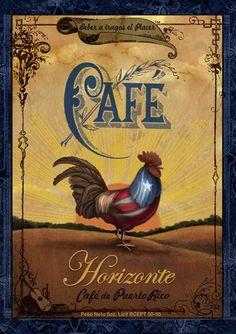Café Horizonte de Puerto Rico