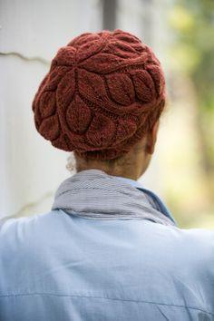 Rambler beret from Brooklyn Tweed Wool People 8