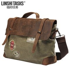 LINSHI TASKS Messenger Bag