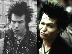 Sid Vicious (Gary Oldman in Sid & Nancy)