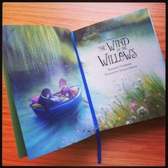 Wind in the willows, Usborne, illustrated Kenneth Grahame, Godchild, Latest Gadgets, Children, Kids, Presents, Pinterest Board, Pictures, Photos