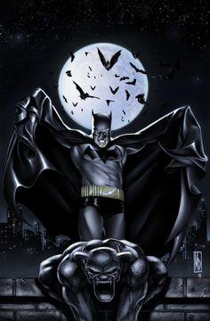 Batman - Michael DiPascale