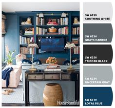 Chip It, by Sherwin-Williams might just be the tool, creates color palettes from pictures. kinda awesome.