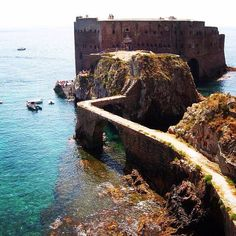Berlengas - Portugal by @jasmin.so.so ! This picture was shared with us through the hashtag #liveportugal on Instagram