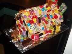 Decorated Gingerhouse