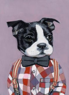 Charlie by Heather Mattoon >> So whimsical and wonderful, would be perfect in an oval frame. 17.99