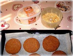 Biscotti con gelato
