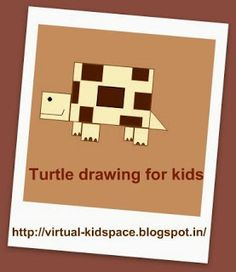 15 Important facts ABOUT TURTLE AND a SIMPLE WAY TO DRAW TURTLE FOR KIDS