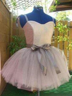 Ballerina dress!