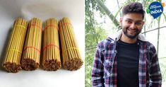 These straws in turn prevent farmers from burning stubble after harvesting their crop. #winwin @7sistercrafts