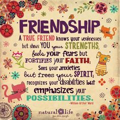 Friendship......