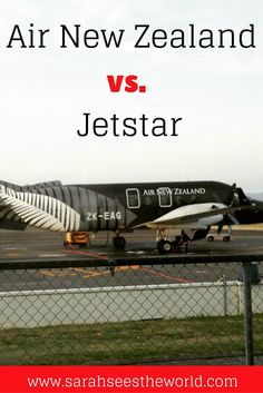 If you're flying between Auckland and Wellington, chances are you'll have to choose between Air New Zealand or Jetstar. Check out my honest review on the pros and cons of each airline so you can choose the one that's right for you. You'll want to save this Air New Zealand vs. Jetstar review to your travel board.