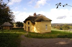 Holiday at Robin Hood's Hut, Halswell, Goathurst, Somerset http://www.landmarktrust.org.uk/search-and-book/properties/robin-hoods-hut-11228/